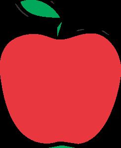 Apple Clipart Image