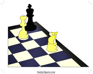 Checkmate in Chess Image