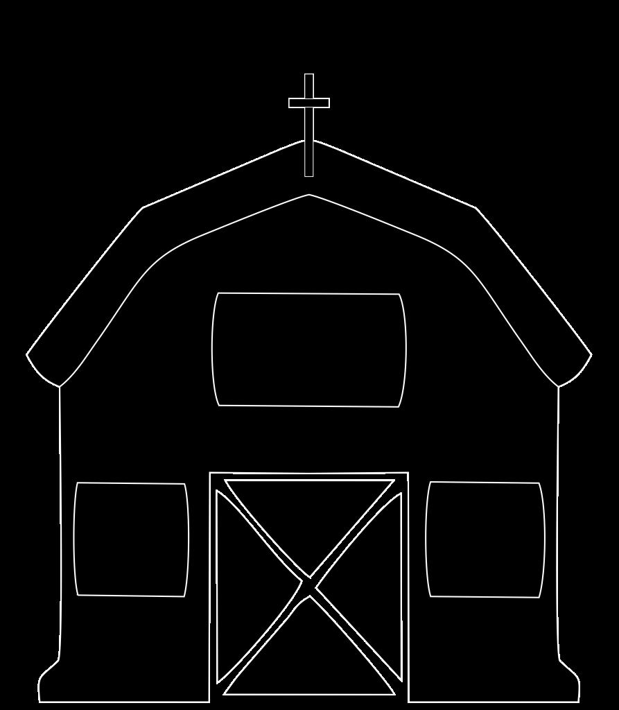 Church Black Icon Image