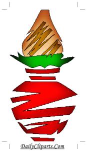 Designer Kalash Image
