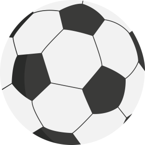 Football Soccer Clipart Image Icon Free