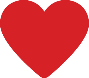 Heart Clipart Image Icon Free Graphics