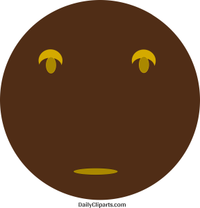 Irritated New Smiley for Whatsapp Facebook Image