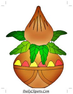 Kalash Colorful Icon