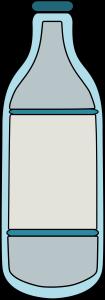 Milk Bottle Clipart Icon Picture