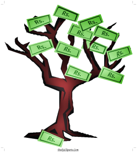 Money Tree Clipart Picture