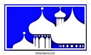 Mosque Architecture Clipart