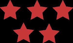 Same color 5 Stars