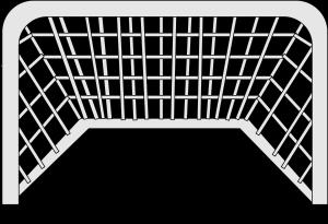 Soccer Goal Net Clipart Icon