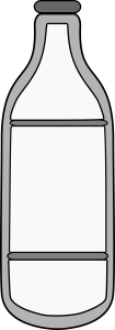 Water Bottle Clipart Icon Picture