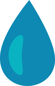 Water Droplet Image Icon
