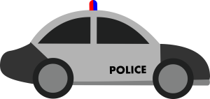 Police Car Picture icon