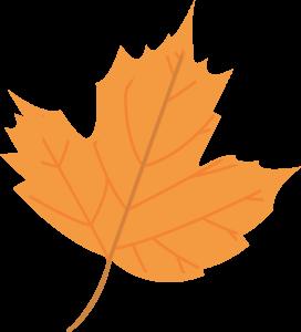 Autumn Leaf Clipart