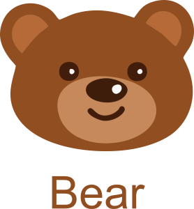 Bear Face Picture Free Download