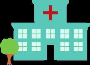 Hospital Icon Image