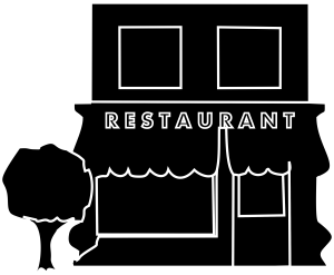 Restaurant Black Icon Download