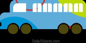 School Bus Cartoon Clipart Download Free