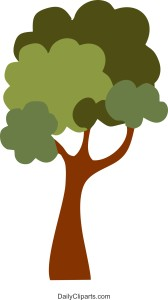Tree Icon Clipart Picture Free Print Use