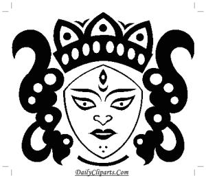 Durga Image Icon