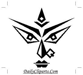 Durga Symbol for Shaadi Card Invitations
