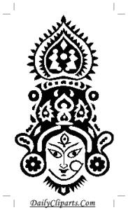 Maa Durga Logo Image