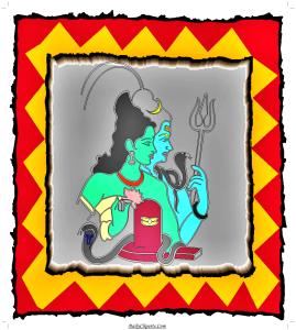 Parvati Shiva Image