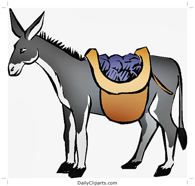 Donky Clipart